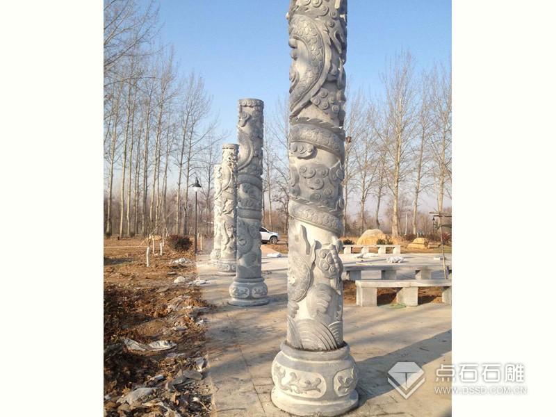 石柱/石龙柱
