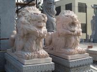 石雕欧式雄狮