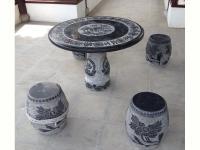 石桌石凳/园林石雕