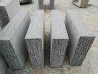 人工錾道台阶石