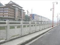 汉白玉河道栏杆