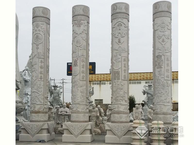 广场文化柱