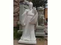 石雕古代人物