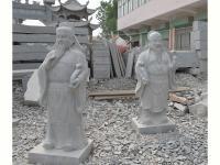 石雕福禄寿喜