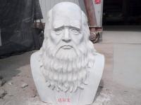 达尔文 达尔文半身像