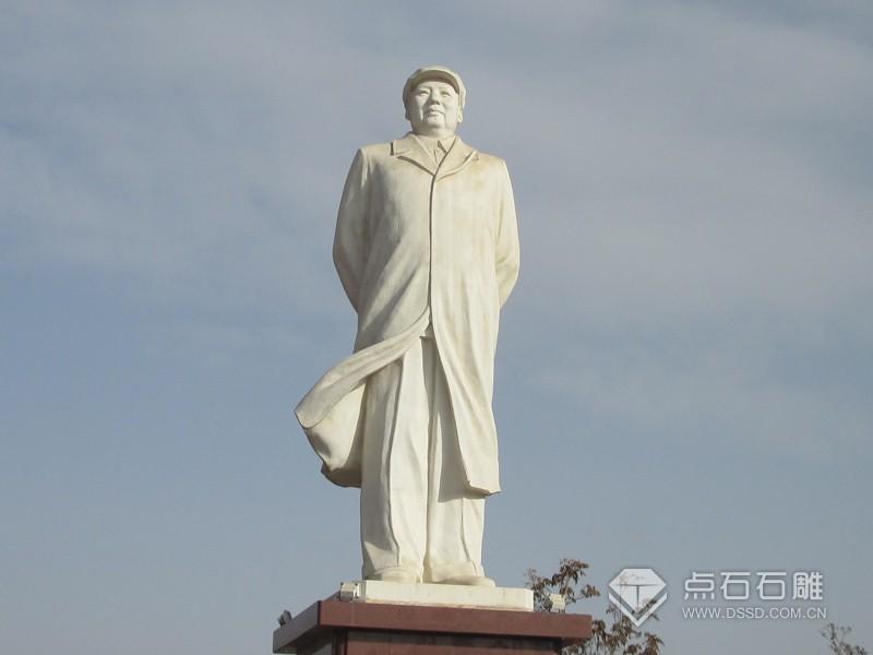 伟人雕像 毛主席雕像