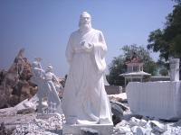 张仲景石雕像雕塑